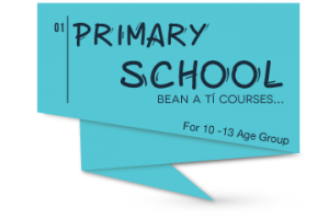 Primary School Irish Courses