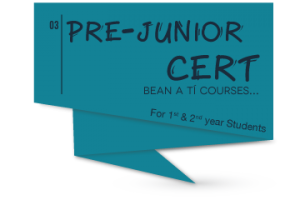 Pre-Junior Cert Irish Courses