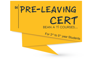 Pre-Leaving Certificate Irish Course