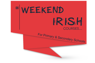 Weekend Irish Courses