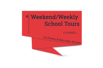 Weekend/ Weekly School Tours