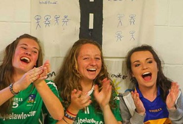 Students flock to the Gaeltacht